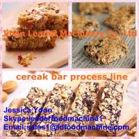 Best Automatic Healthy Puffed Roasted Barley Granola/cereal Bar Machine wholesale