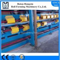 Best 11 Rows Roller Sandwich Panel Machine Line, Sheet Metal Roll Forming Machines wholesale