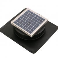 Easy Operated Solar Roof Ventilator 6W 8 Inch Keep House Dry & Comfortable