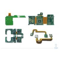 Best FR4 Rigid Flex PCB Printed Circuit board 1 - 30 layer With ENIG Surface Finishing wholesale