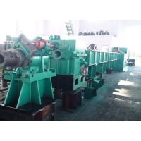 Buy cheap Seamless Carbon Steel Pipe Making Machine 90mm , 3 Roll Tube Cold Rolling Mill Machinery product