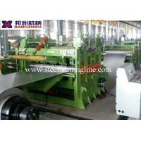 Best PPGI / CRS Reliable Steel Cut To Length Line Steel Coil With Leveling Precision wholesale