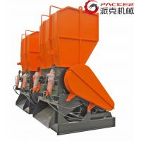 Cheap PC ABS Waste Plastic Crushing Machine , Crusher Plastic Machine 800*600mm Inlet for sale