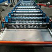 China YC Metal Sheet Rolling Door Roll Forming Machine on sale