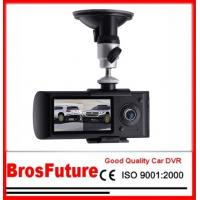 Best Dual Camera Car Black Box Recorder with GPS G-Sensor / 2.7 inch 16:9 Hign Definition LCD wholesale