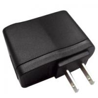 Buy cheap Portable USA plug 5V 2A USB Adapter with CE certifications from wholesalers