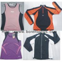 Best Running Wear / Running Top/Running Vest/Jogging Wear wholesale