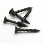 Best DIN18182 Black Grey Self Drilling Screws / Phosphated Bugle Head Coarse Thread Drywall Screw wholesale