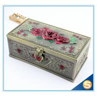 China Custom Design Jewelry Box for Ring Necklace Bracelet Set Earring on sale