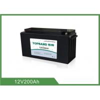 Best 25Kg Reliable Marine Rv Battery , Marine Deep Cycle Battery 2 Years Warranty  wholesale