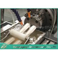 380V Safety Plastic Profile Production Line Lower Energy Consumption