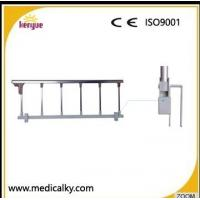 Best Aluminum Alloy Hospital Bed Side Rails , Silver Collapsible Hospital Bed Rails wholesale