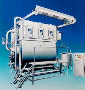Multifunctional Overflow Dyeing Machine Intelligent Washing Water System
