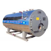 Best Smoke Tubes Drum Type High Efficiency Gas Boiler / Natural Gas Boiler 15kw Total Power wholesale
