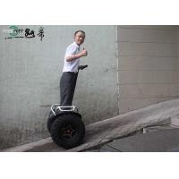 Best Black Electric Chariot E Balance Scooter Rechargeable Battery And Dual System wholesale