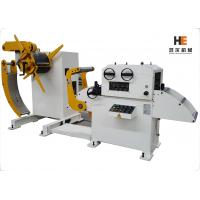 Best Hydraulic Expansion Decoiling And Straightening Machine Worm Wheel Adjust wholesale
