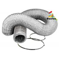 Best Ventilation system several colors available round flexible aluminium tube , duct wholesale
