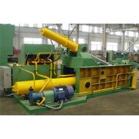 Buy cheap Horizontal Baler / Automatic Control Hydraulic Baling Machine 7.5KW ~ 110kW Y81Q Series product