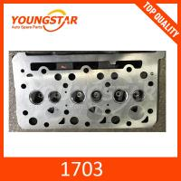 Best Cylinder Head for Kubota D1703  3CYL 1A033-03043 wholesale