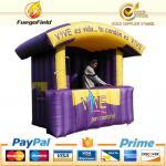 UL Certificate Inflatable Advertising Tent Durable PVC Tarpaulin