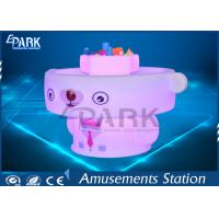 China Flashing Beach Play Plastic Candy Bear Sand Table Amusement Game Machines on sale