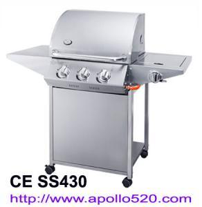 Best Gas Barbeque Grills 3burner wholesale