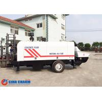 Best Stationary Trailer Mounted Concrete Pump Diesel Engine 66kw Electrical Engineering Power wholesale