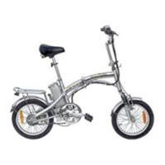Best Puma LPX Lightweight Aluminium Electric Folding Bike wholesale