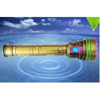 Buy cheap 6500k Underwater 100m LED Dive Torch from wholesalers