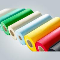 Best Hydrophilic PP Non Woven Fabric Wear Resistant For Table Cloth / Sofa Cover wholesale
