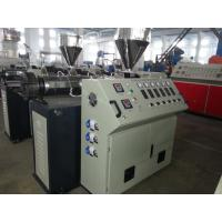 Best Small Plastic Profile Extrusion Machine with Single Screw Extruder , Standard or Customized wholesale