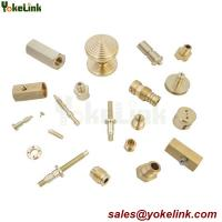 Best High precision copper  CNC Turning components for equipment application wholesale