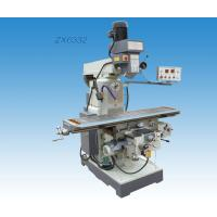 China Drilling and Milling Machine ZX6332A on sale