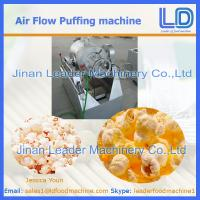 Best Made in China Automatic Air Flow Puffing Machine wholesale