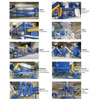 China pet bottle recycling plant/pet bottle recycling line on sale