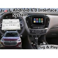 Buy cheap Android 6.0 Auto Interface Navigation for Chevrolet Traverse / Camaro / Suburban / Tahoe / Silverado Mylink System from wholesalers