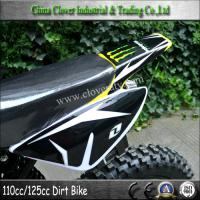 China Pit Bike 110cc Dirt Bike 125cc with Manual Clutch on sale