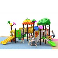 Best Eco Friendly Children Play Game Toys Plastic Outdoor Playground Slide For Kids wholesale