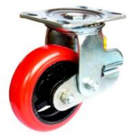 Buy cheap 7 Series Heavy-duty Iron Core Polyurethane Shock-proof Castor from wholesalers