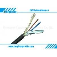 China Wear Resistant and Low Smoke Track Use Customized Fire Retardant Cable on sale
