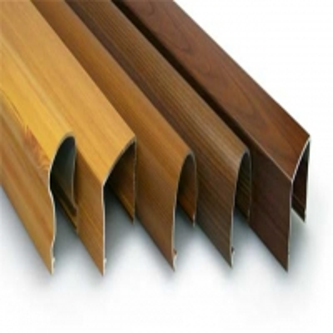 Best Wood Transfer 4mm ISO Standard Aluminium Extrusion Profiles wholesale