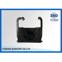 Best Plate Bar Fin Turbo Front Mount Intercooler Fit 2004 Scania R380 High Efficiency wholesale