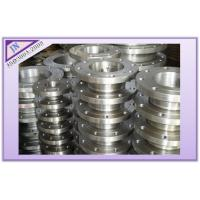 Best Stainless Steel  Pipe Flange CNC Lathe Machining Passivation Surface wholesale
