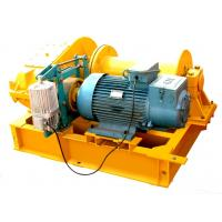 Best Yuantai Easy Operated 10-100Kn Jkd Electric Winch Block With Imported Electrical Part wholesale