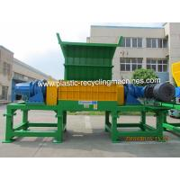 Buy cheap Industrial Double Shaft Shredder Machine For Waste Pe Pp Films 15000 kg/H product