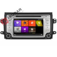 China In Dash Car GPS Navigation 2 Din Car Dvd Player For SUZUKI SX4 2006-2012 3G Ipod on sale