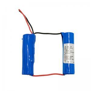 Custom 7.4 Volt 2500mAh 18650 Lithium Ion Battery 1C Discharge