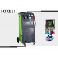 Best A / C Automotive Refrigerant Recovery Machine, Air Conditioning Charging Equipment wholesale