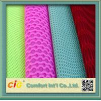 China 100% Polyester Auto Upholstery Fabric for Seat for Shoe wholesale