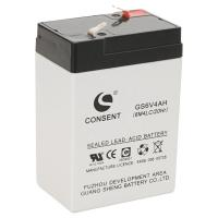 Buy cheap 6v 4ah battery,6 volt 4ah rechargeable battery from wholesalers
